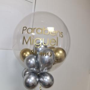 Bubble Missão Possível