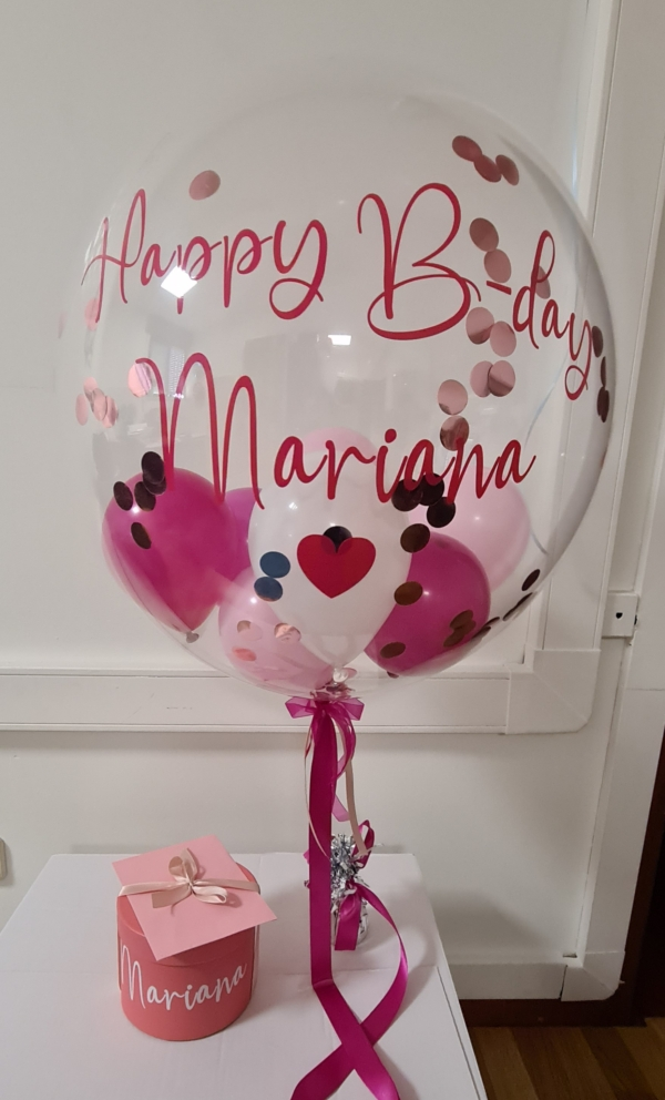 Balloon Box Pequena