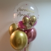 bubble com baloes latex